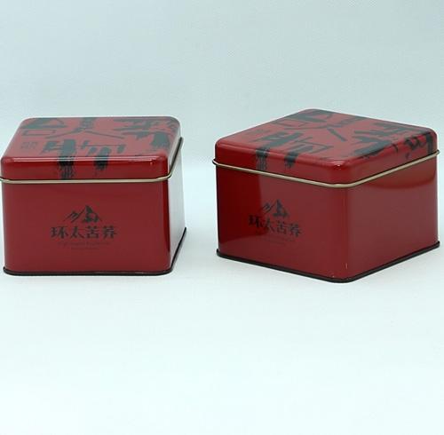 成都包装公司与某公司合作的马口铁盒包装制作