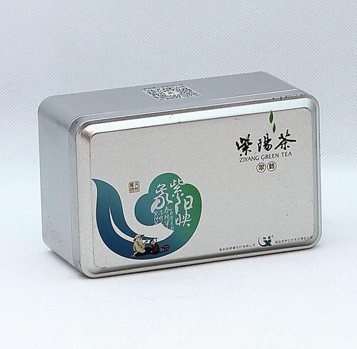 成都包装公司与某公司合作的马口铁茶叶盒