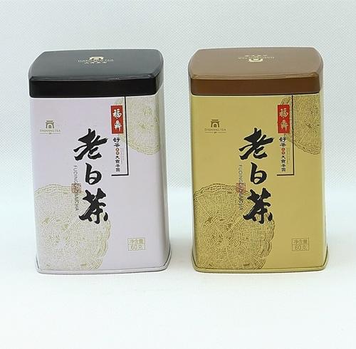 成都铁罐包装公司与某公司合作的茶叶包装制作案例