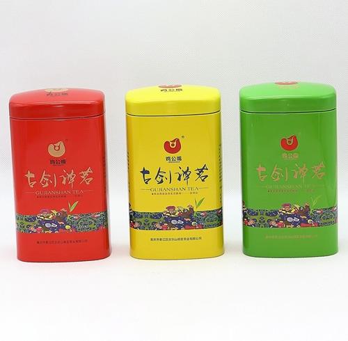 茶叶铁罐包装制作案例