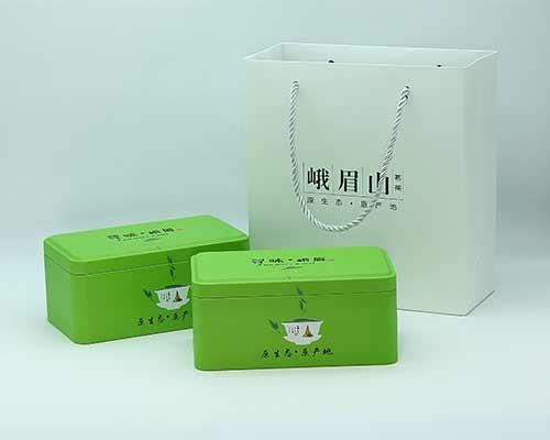 茶碗马口铁罐包装