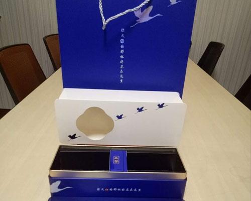 成都茶业铁盒