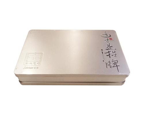 四川茶业铁罐