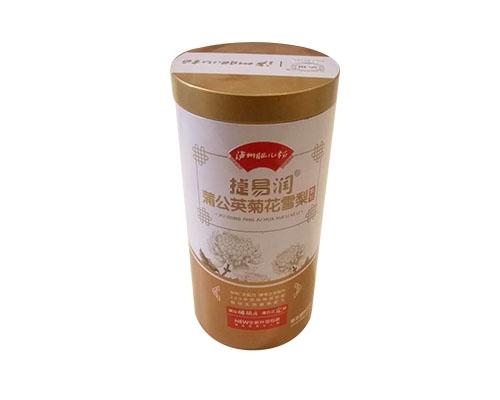 四川茶业铁盒